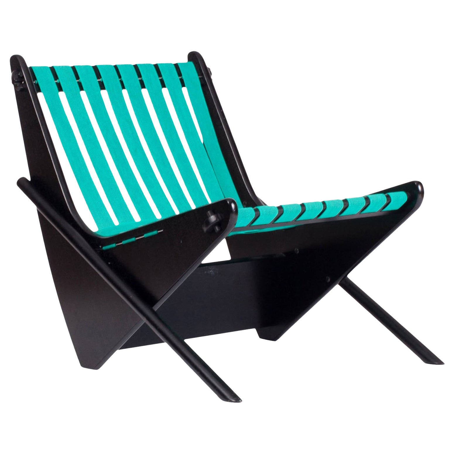 Brazilian Modern 'Boomerang' Lounge Chair by Richard Neutra