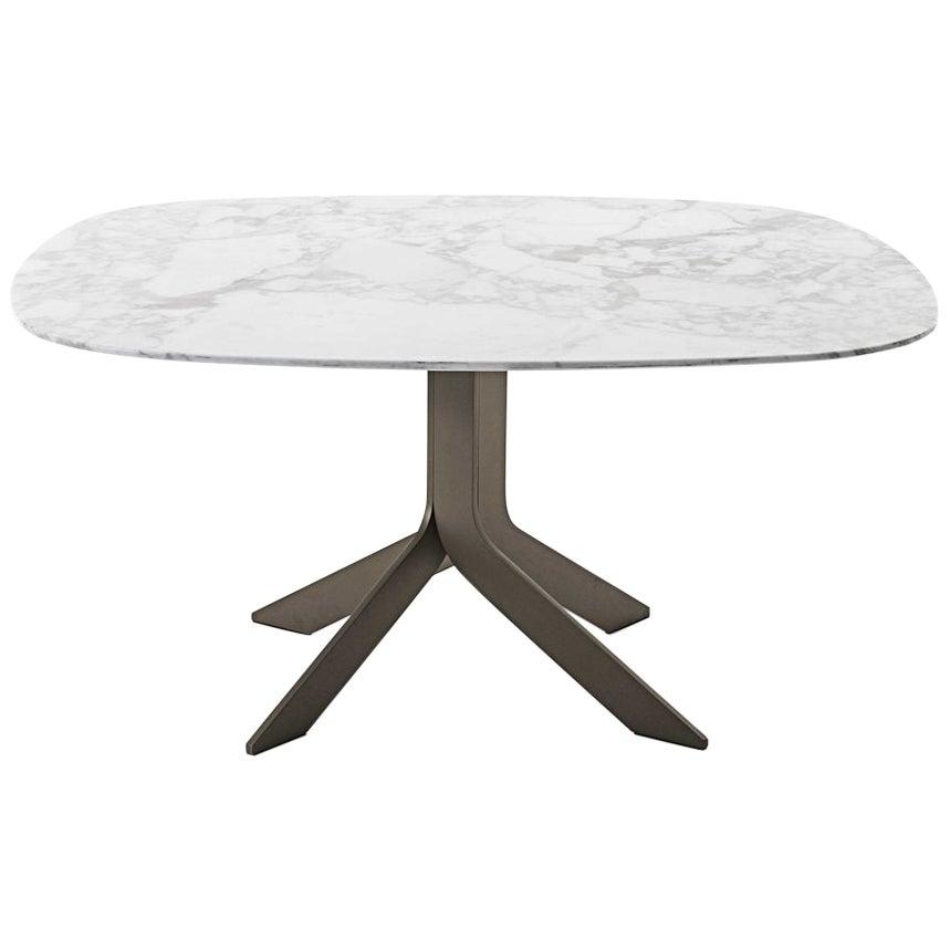 Desalto Iblea Marble-Top Table Designed by Gordon Guillaumier