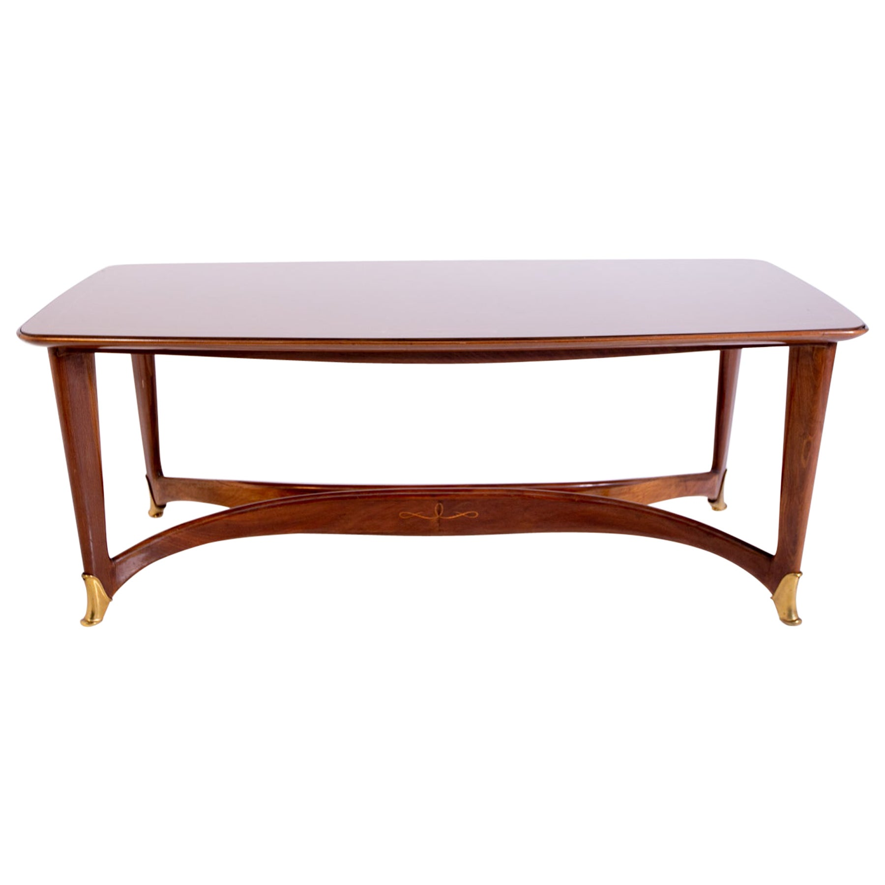 Dining Table by Guglielmo Ulrich, 1950s