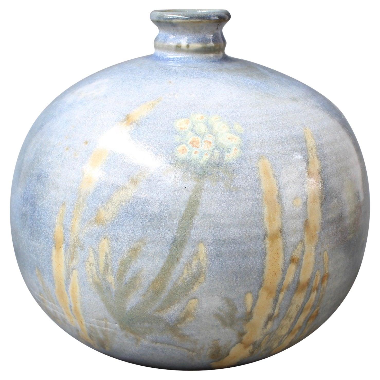 Ceramic Decorative Vase by Alexandre Kostanda 'circa 1970s'