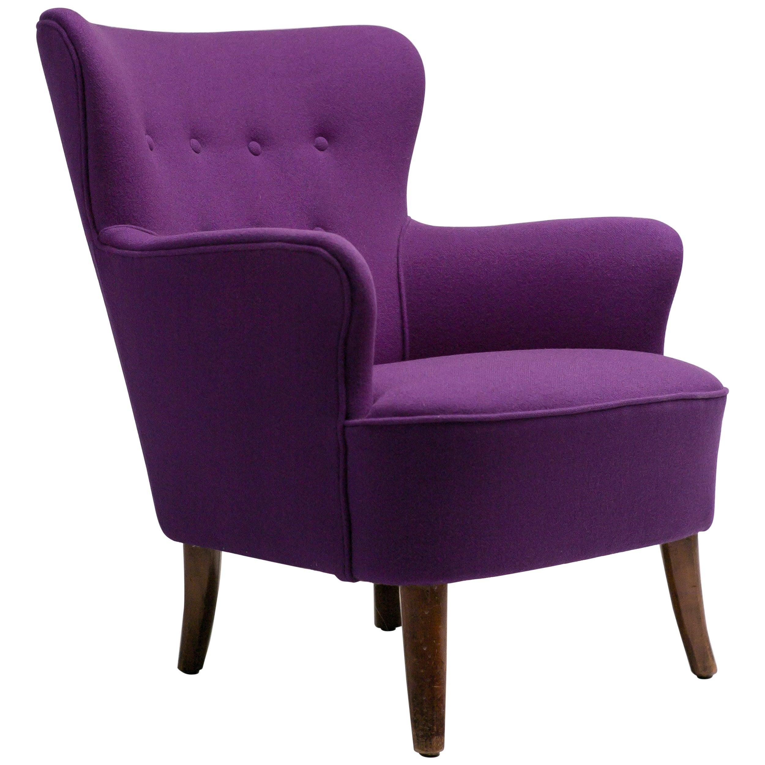 Theo Ruth Lounge Chair