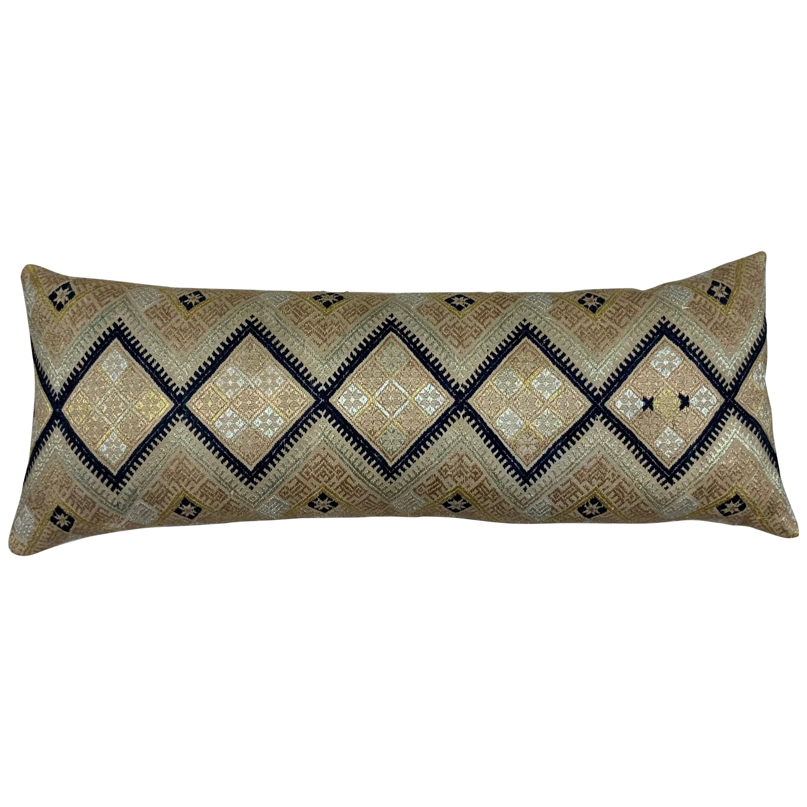 Vintage Hand Embroidery Suzani Pillows