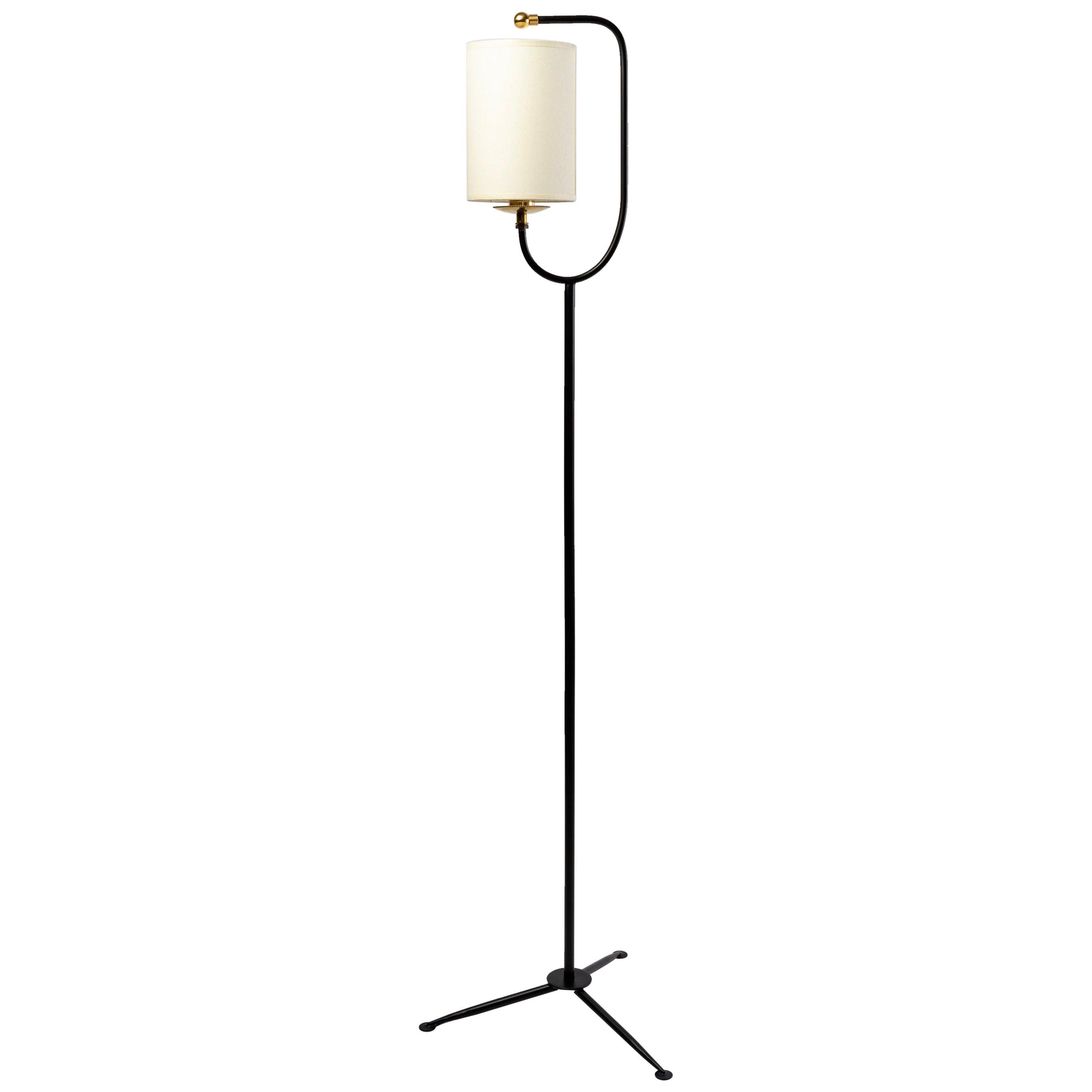 1950 Maison Lunel Floor Lamp
