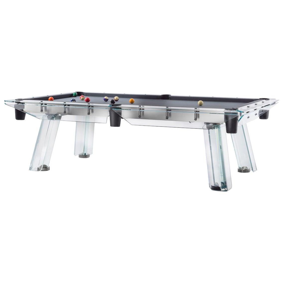 Filotto Classic, Contemporary Design Pool Table/ Billiard Table by Impatia