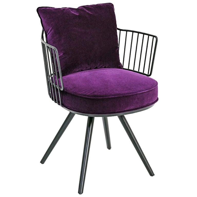 Wittmann Paradise Bird Dining Chair Designed by Luca Nichetto