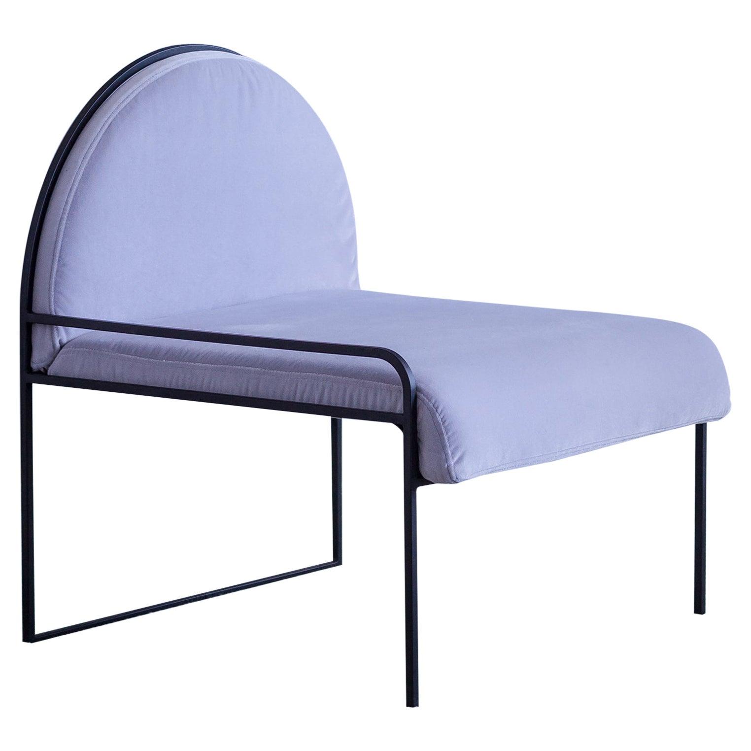 SW Velvet Chair by Soft-geometry
