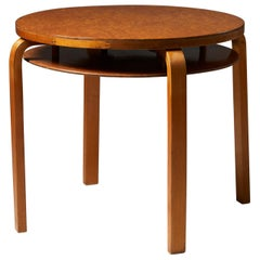 Occasional Table Model 907 Designed by Alvar Aalto for Finmar