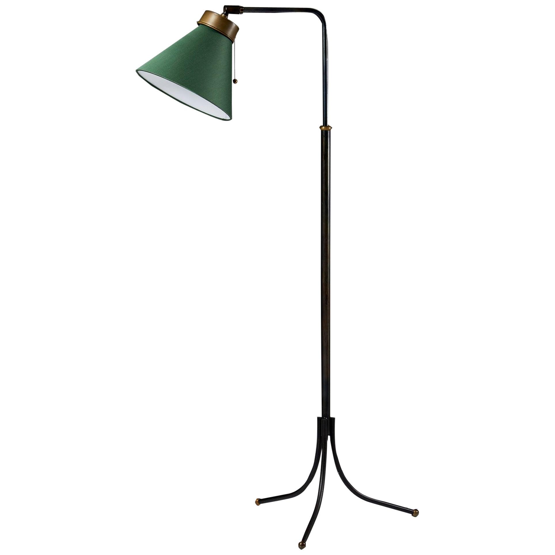 Floor Lamp Model 1842 Designed by Josef Frank for Svenskt Tenn