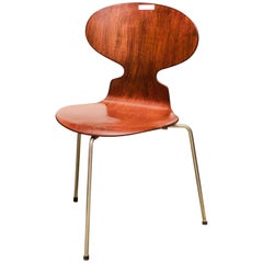 Arne Jacobsen's Ant Chair in Rosewood