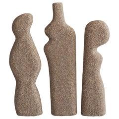 Corneli, Composition of 3 Unique Pieces by Bertrand Fompeyrine