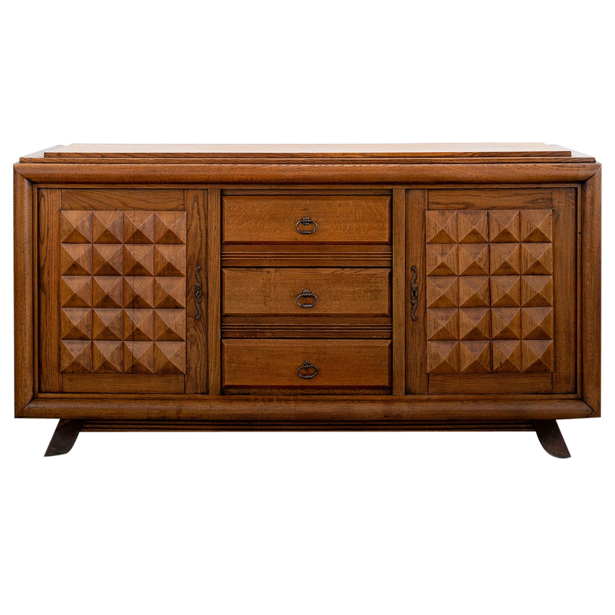 Charles Dudouyt Sideboard, circa 1930s
