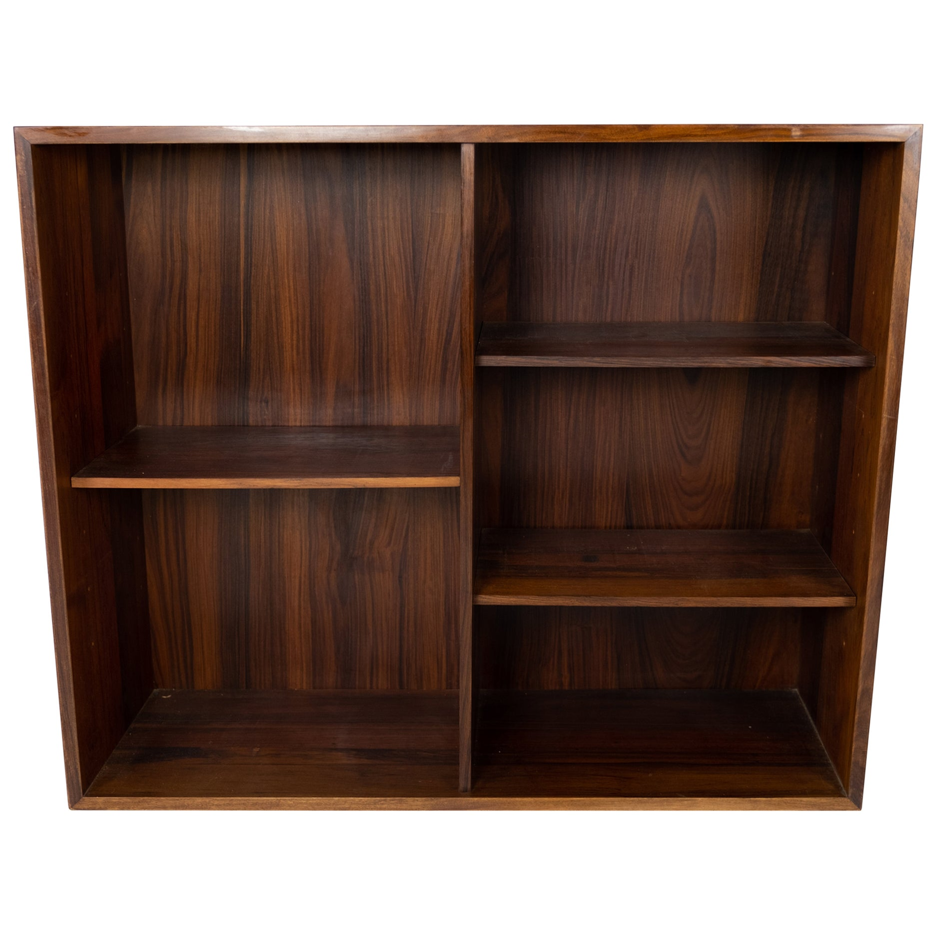 Bookcase in Rosewood of Danish Design from the 1960s