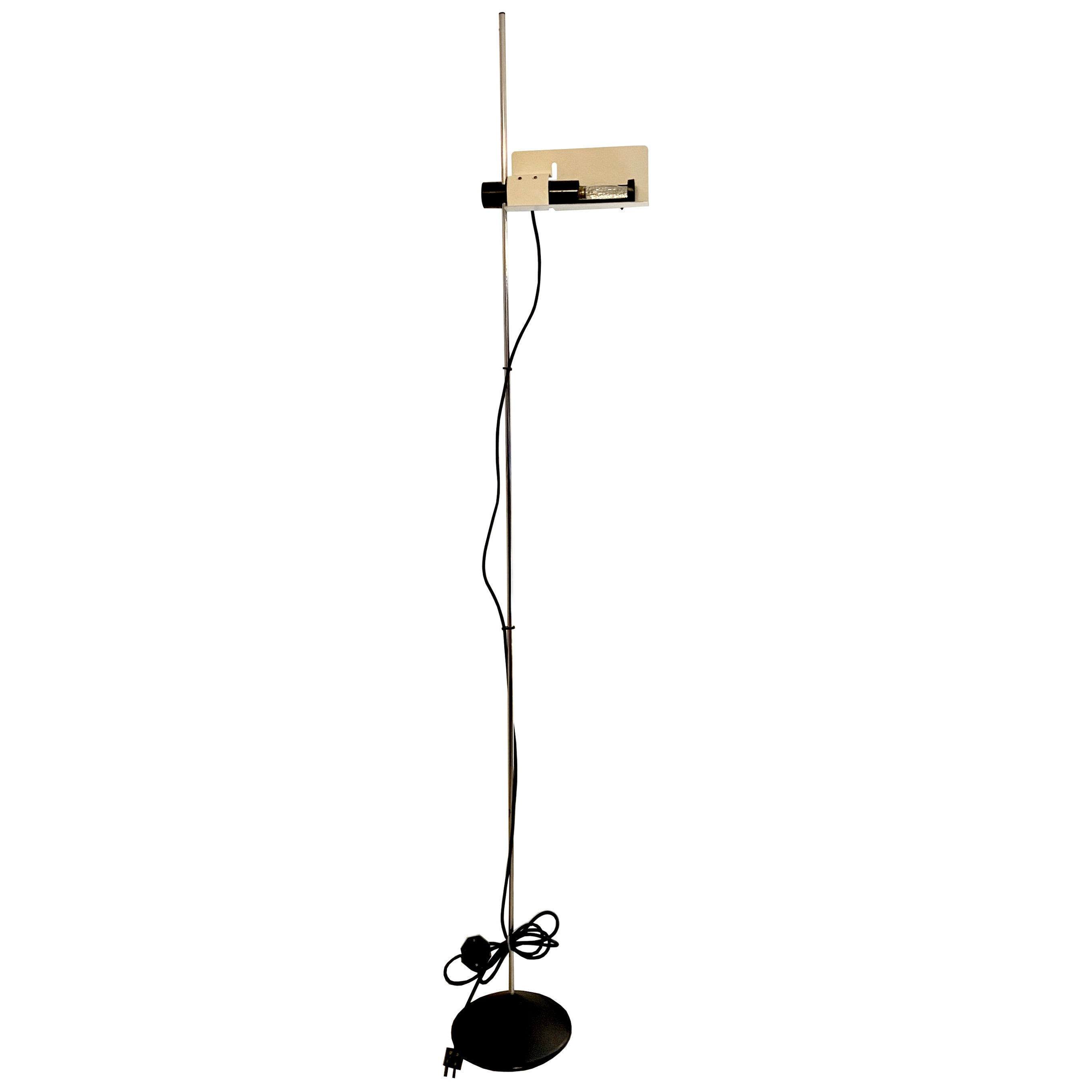 Barbieri & Marianelli for Tronconi Rare Floor Lamp, 1970s