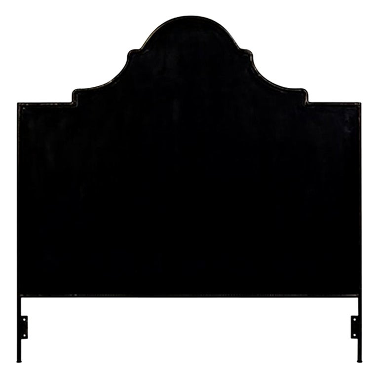 Iron Venetian Headboard, Queen