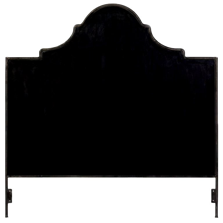 Iron Venetian Headboard, Twin