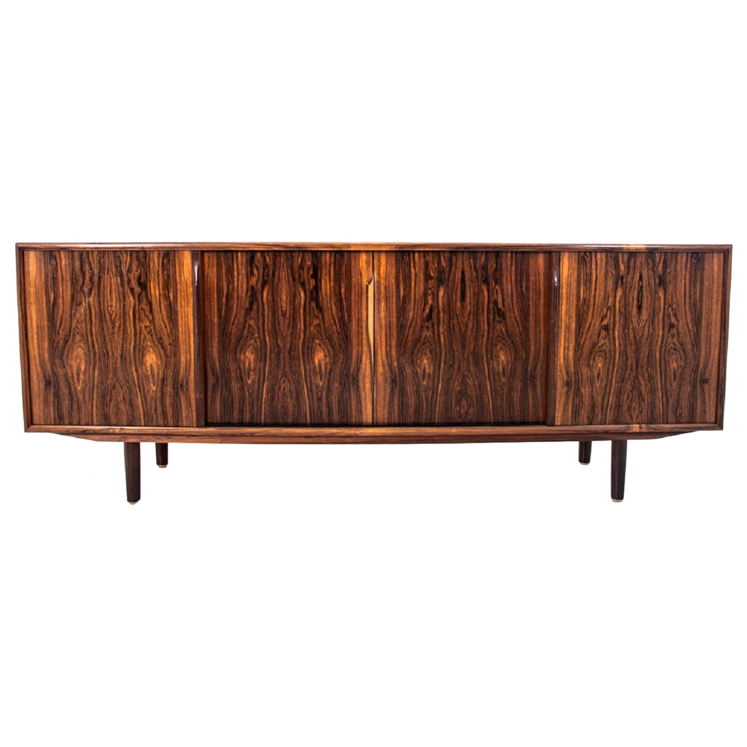 Rosewood Sideboard, Scandinavia, 1960s
