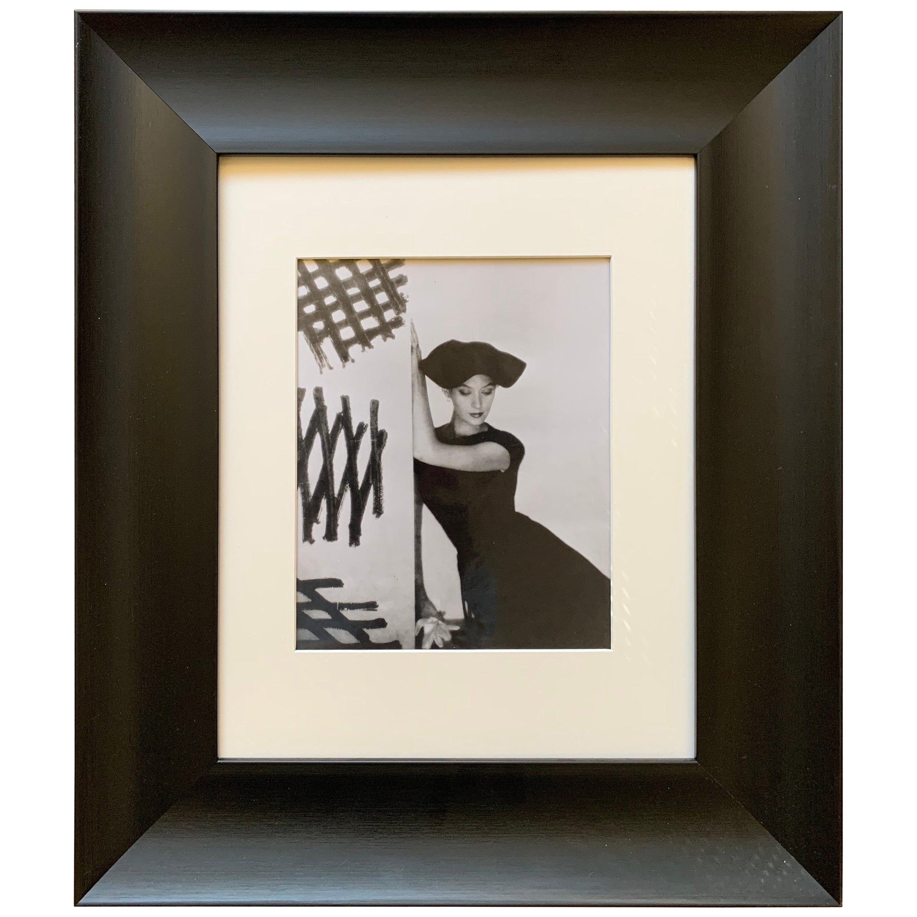 George Platt Lynes Original B&W Photograph from Vogue Magazine