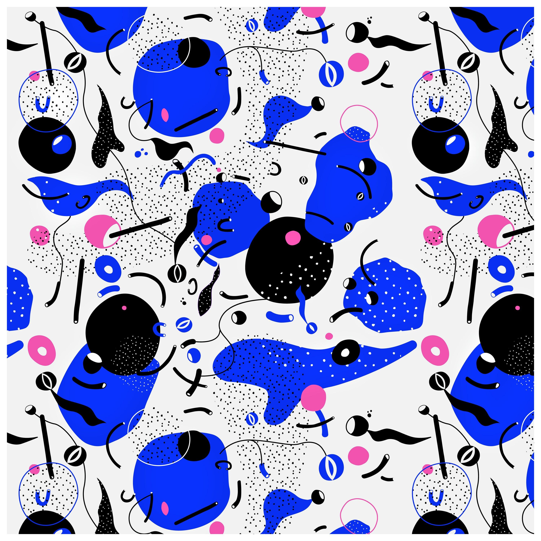 Daedalus - custom mural wallpaper (4 color proposals)