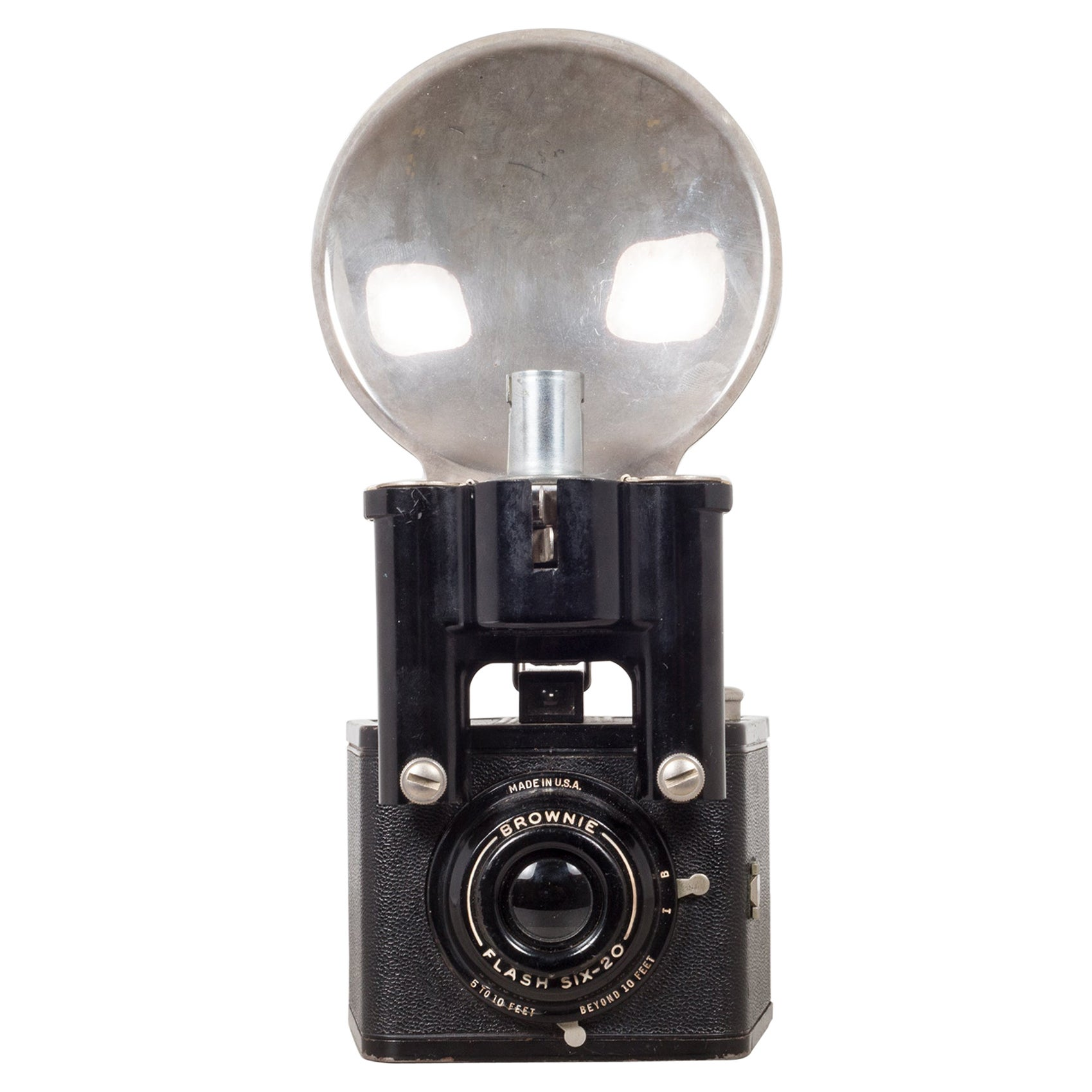 Kodak Brownie Six-20 Flash Camera, circa 1940
