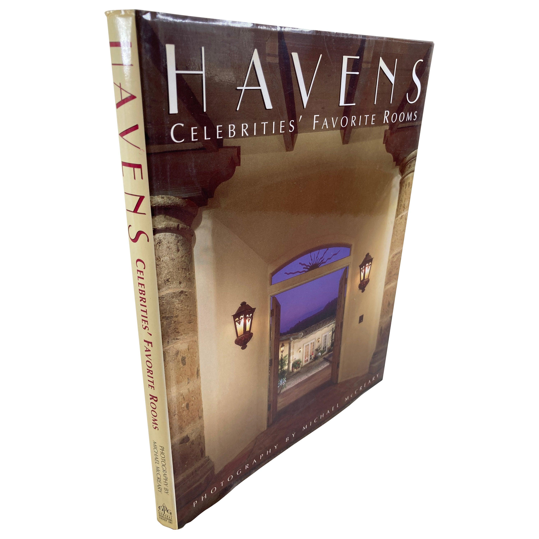 Havens: Celebrities Favorite Rooms Hardcover Book