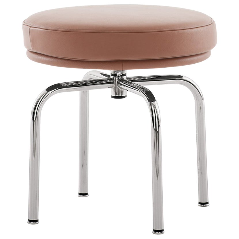 Charlotte Perriand LC8 Stool by Cassina