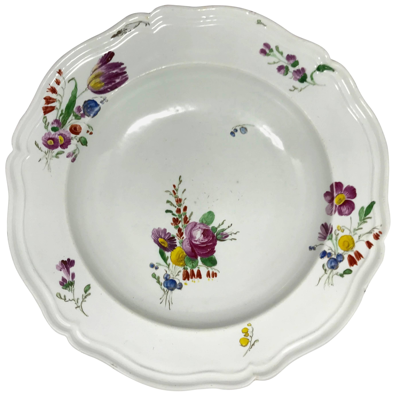 Doccia Floral Soup Plate