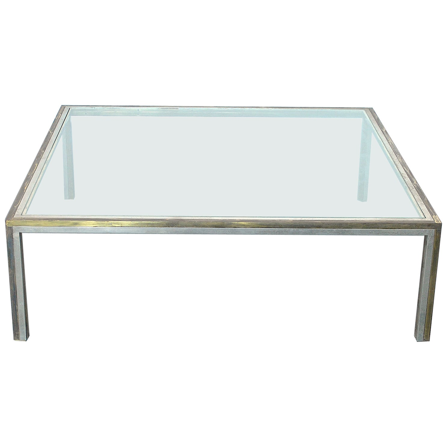 Romeo Rega Italian Midcentury Coffee Table