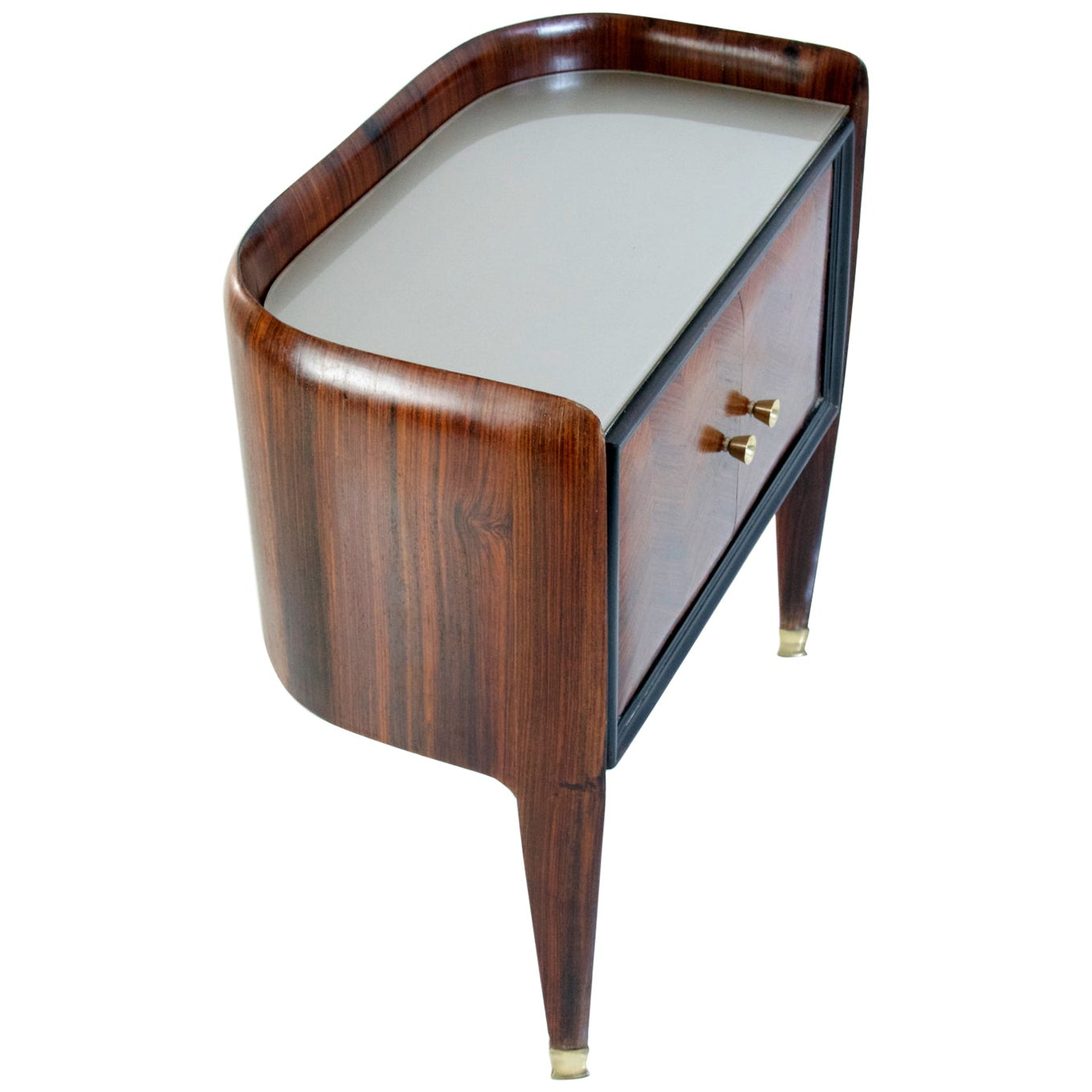 Midcentury Nightstand by Paolo Buffa, Italy