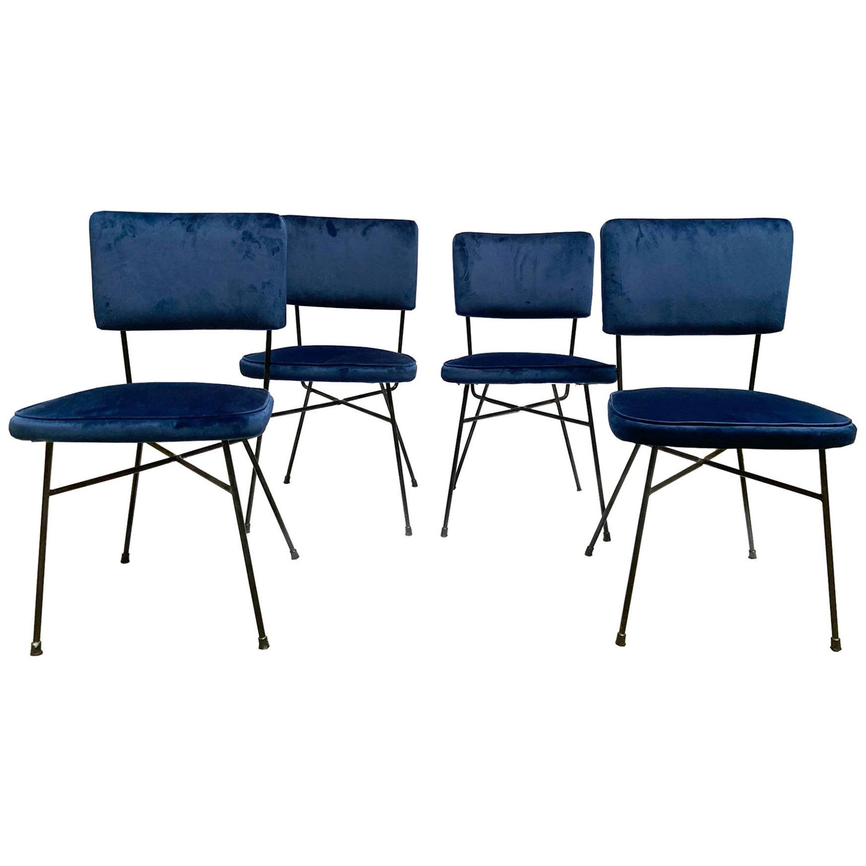 "Studio BBPR for Arflex ""Elettra"" Chairs, Italy, 1953"