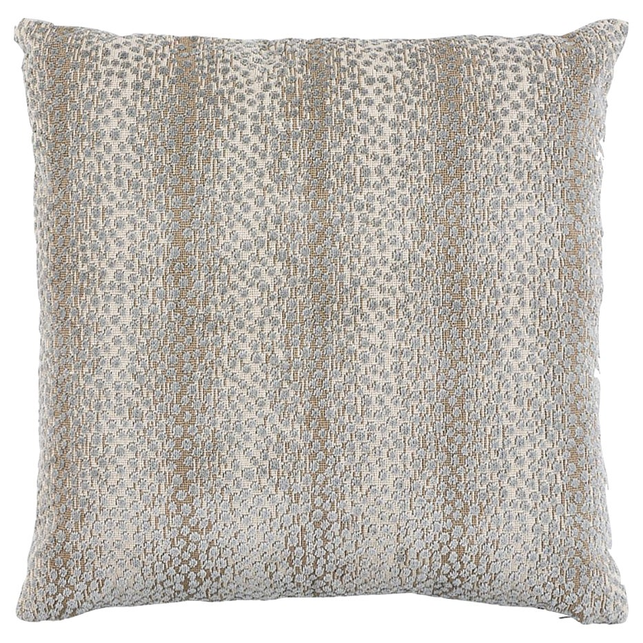 """Schumacher Nakuru Linen Velvet 22"""" Pillow"""