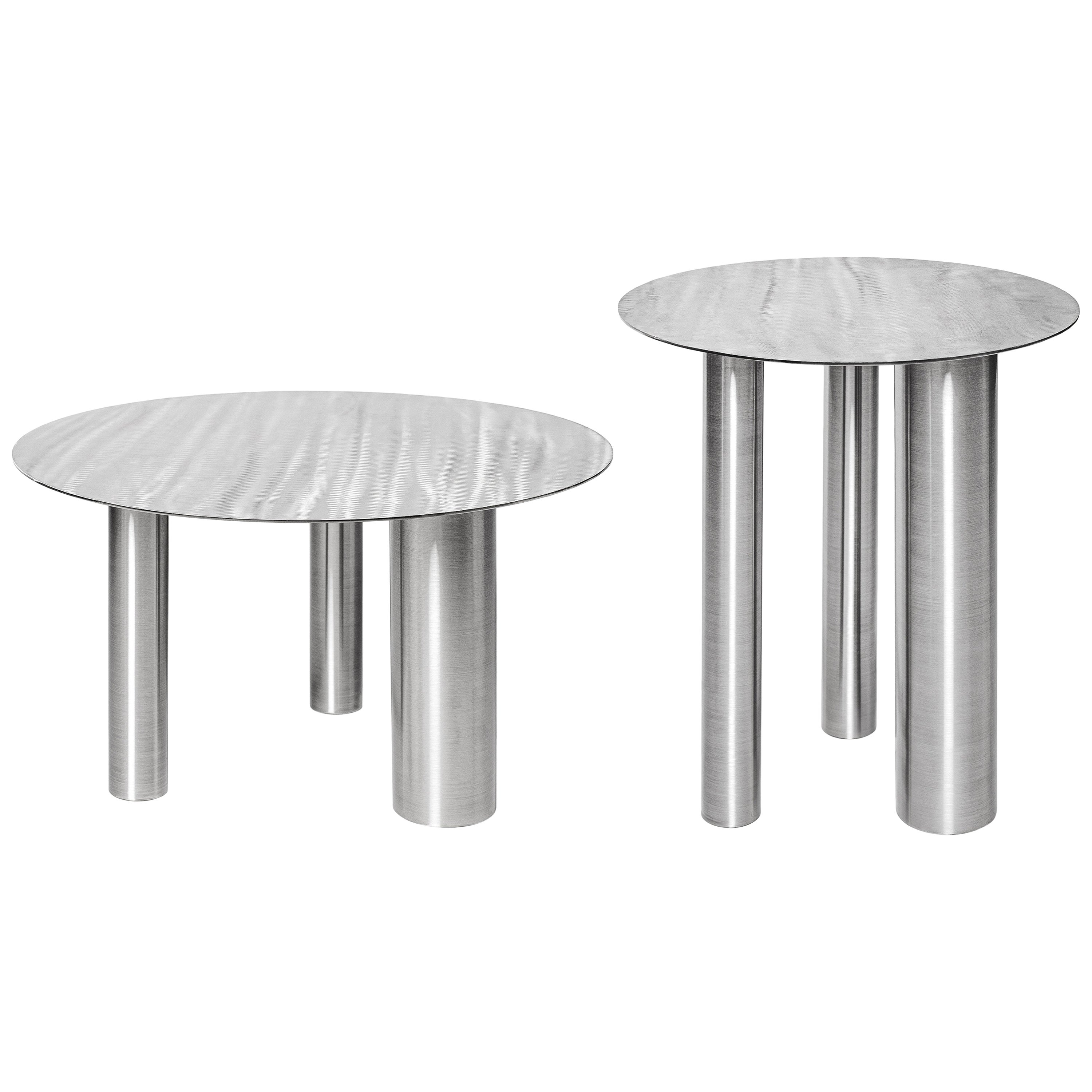 Set of 2 Brandt Coffee Table by NOOM