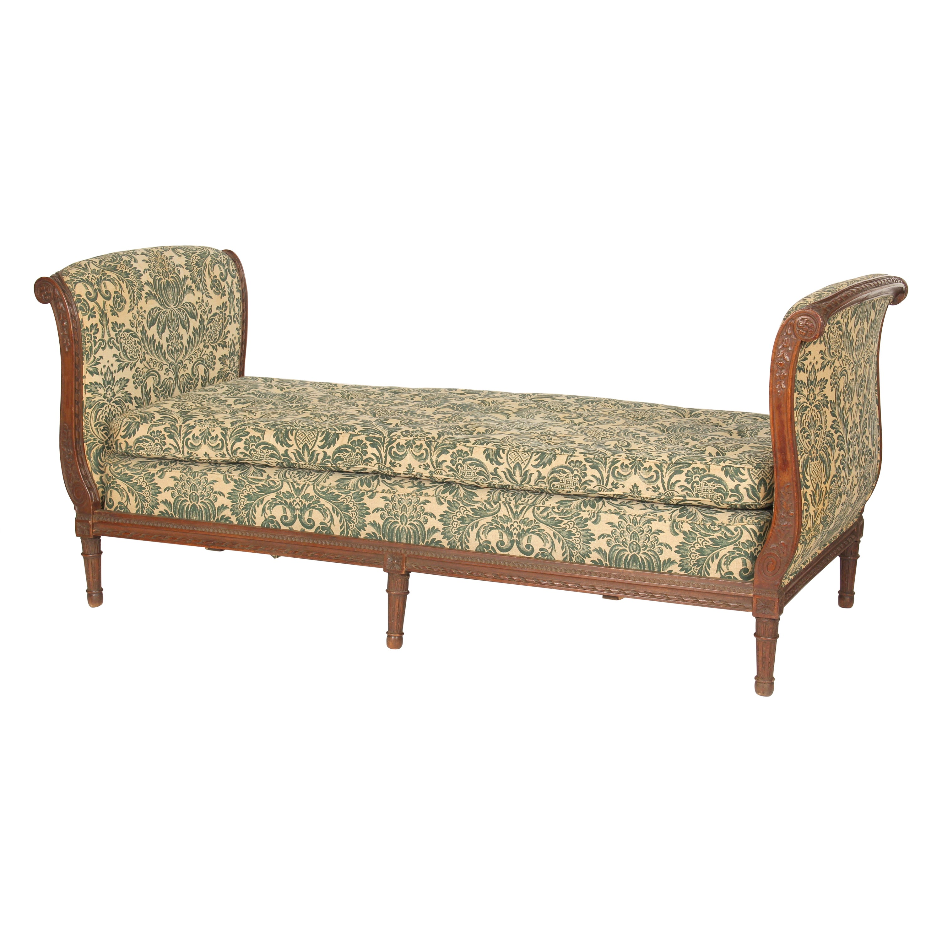 Antique Louis XVI Style Daybed