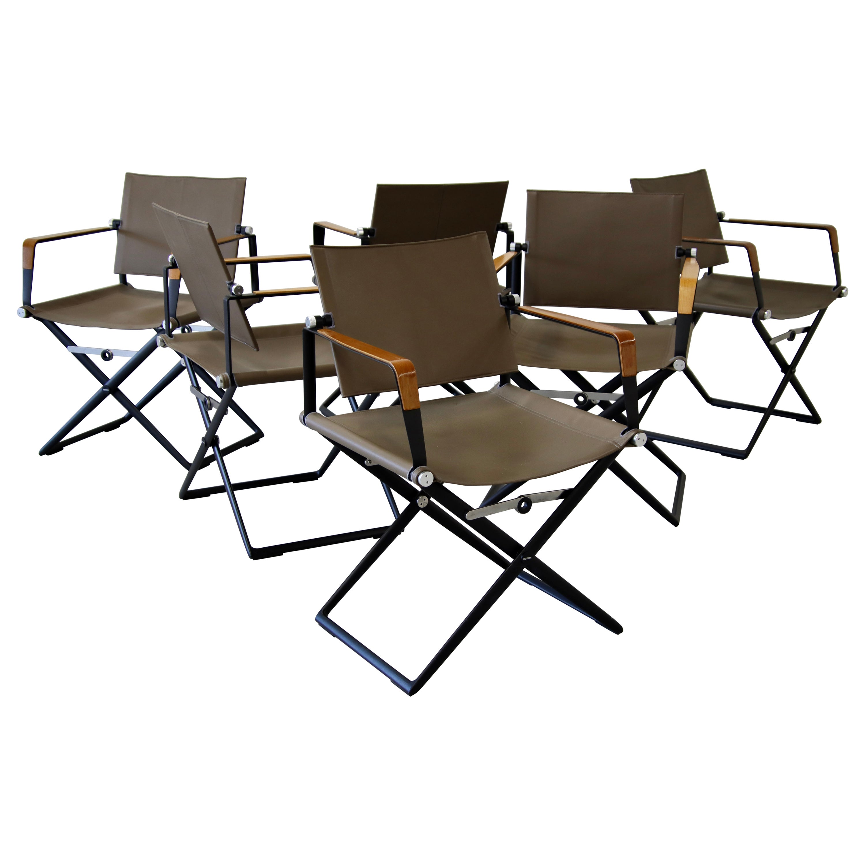 Dedon Seax Chairs by Jean-Marie Massaud