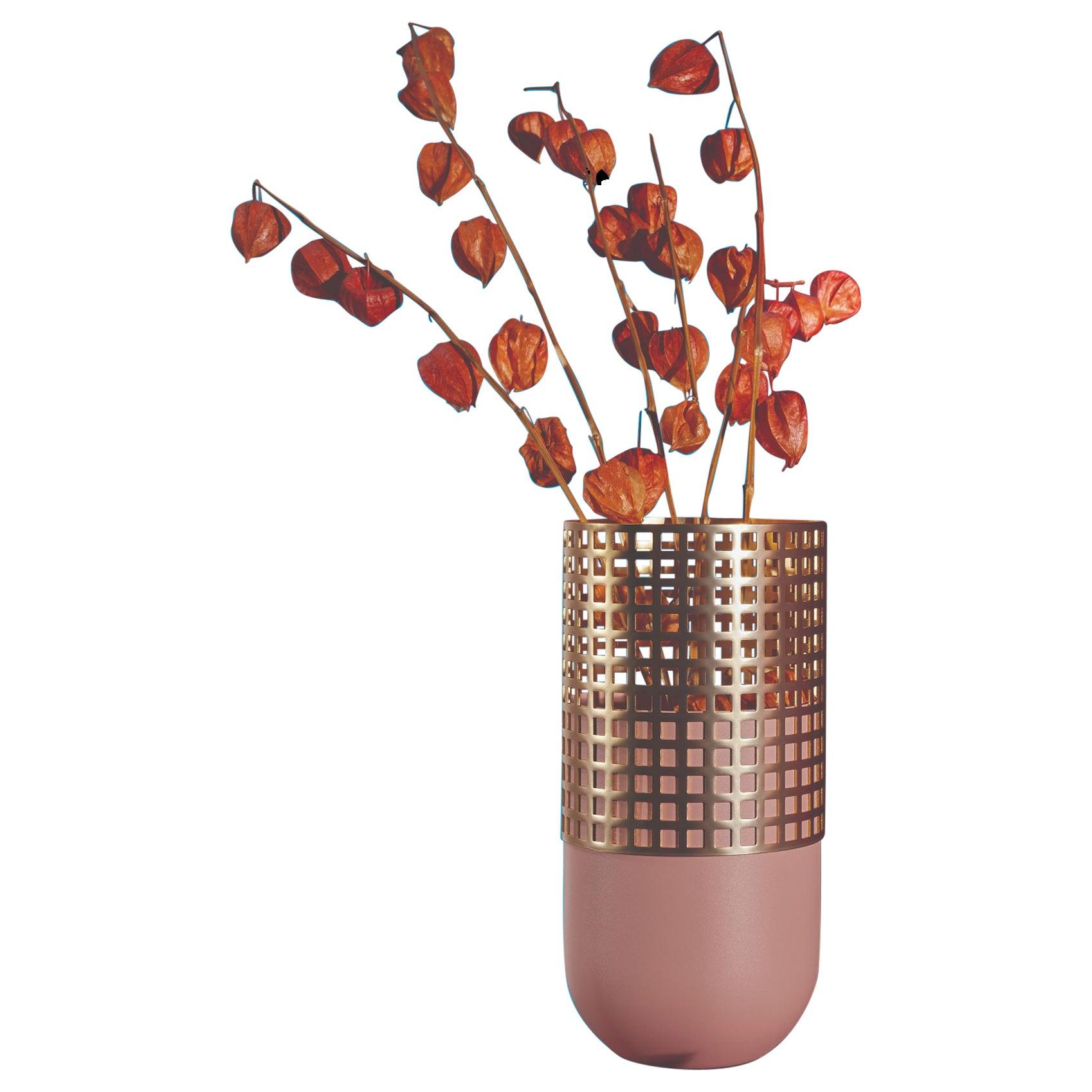 Mia Tall Vase by Serena Confalonieri