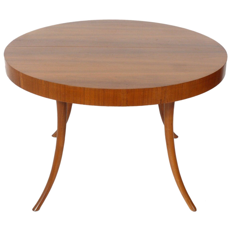 T.H. Robsjohn-Gibbings Dining Table