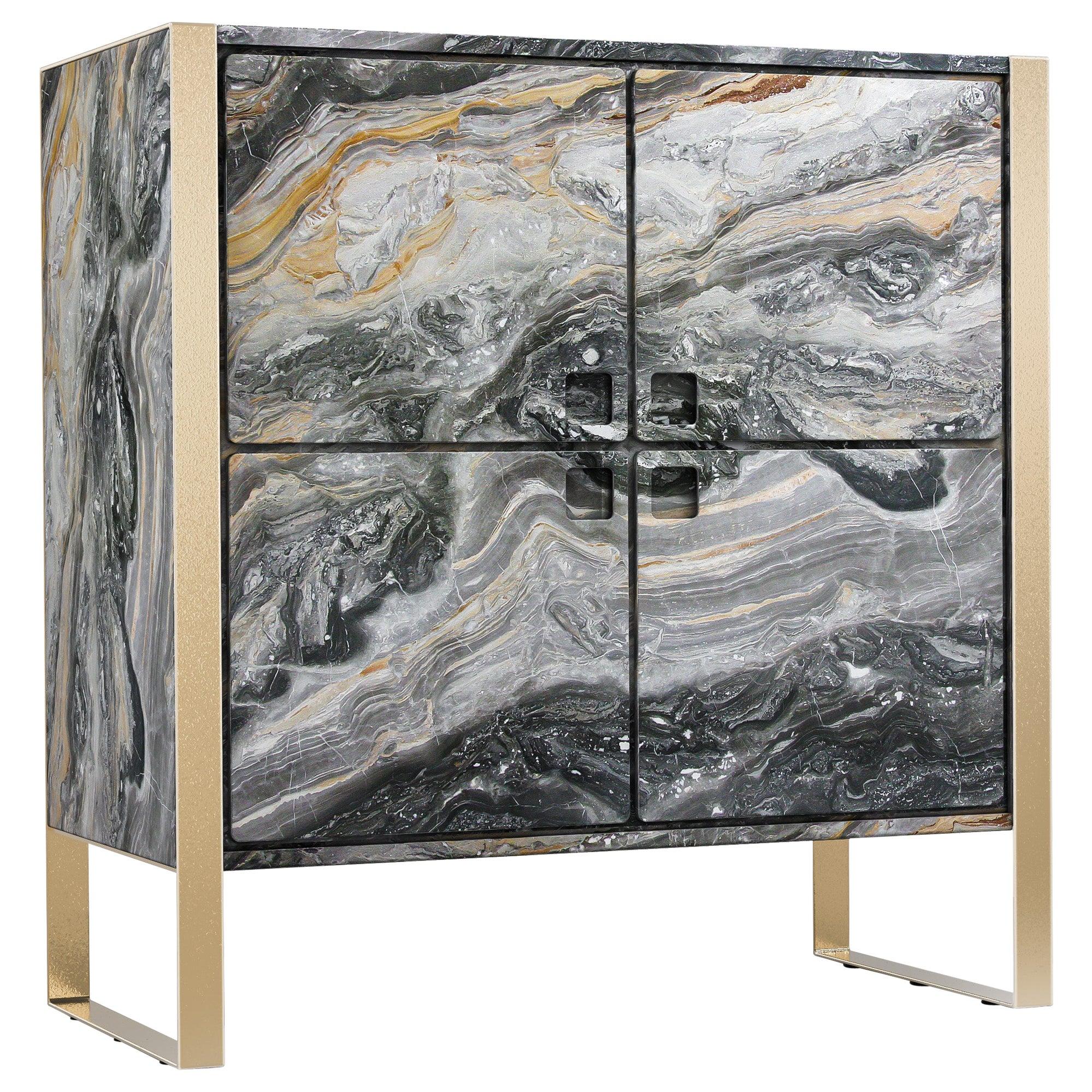 Aida Cabinet by Marmi Serafini