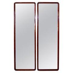 """Augustus"" Italian Ocean Liner Full Length Mirrors"