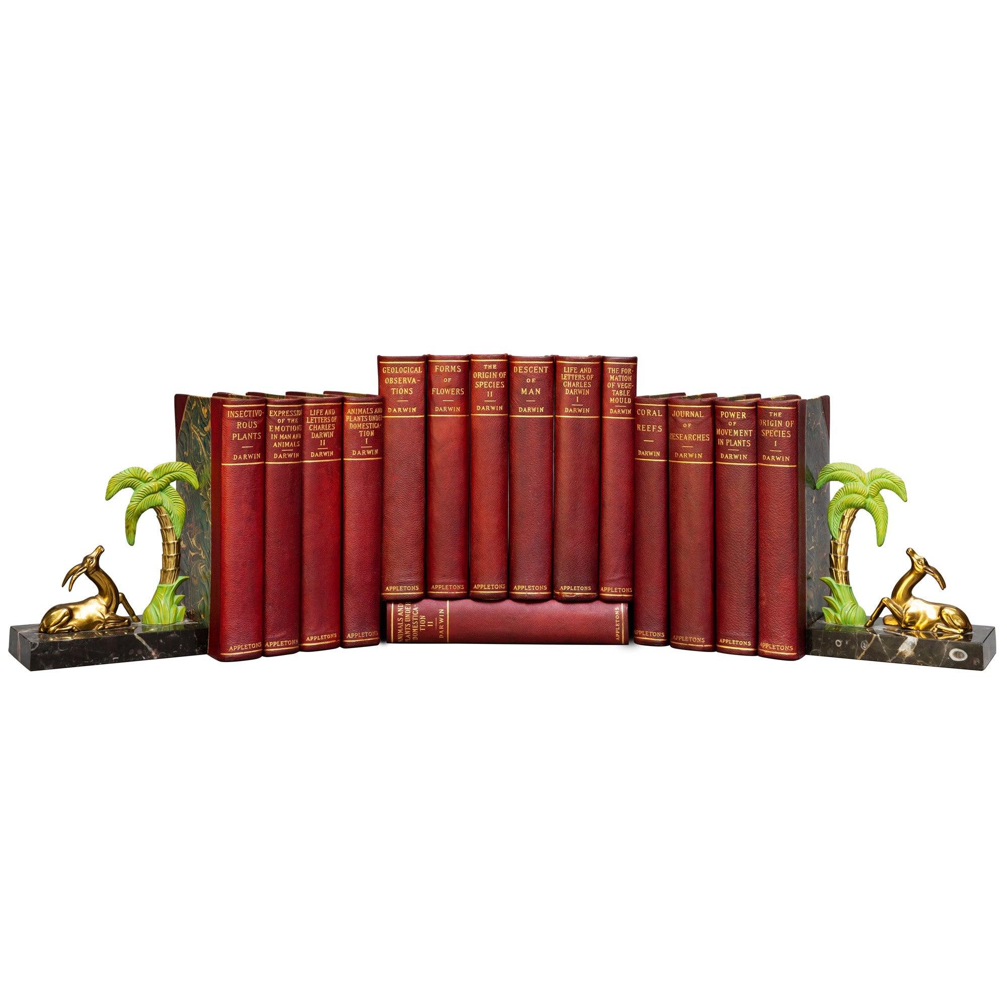 Charles Darwin, Complete Works