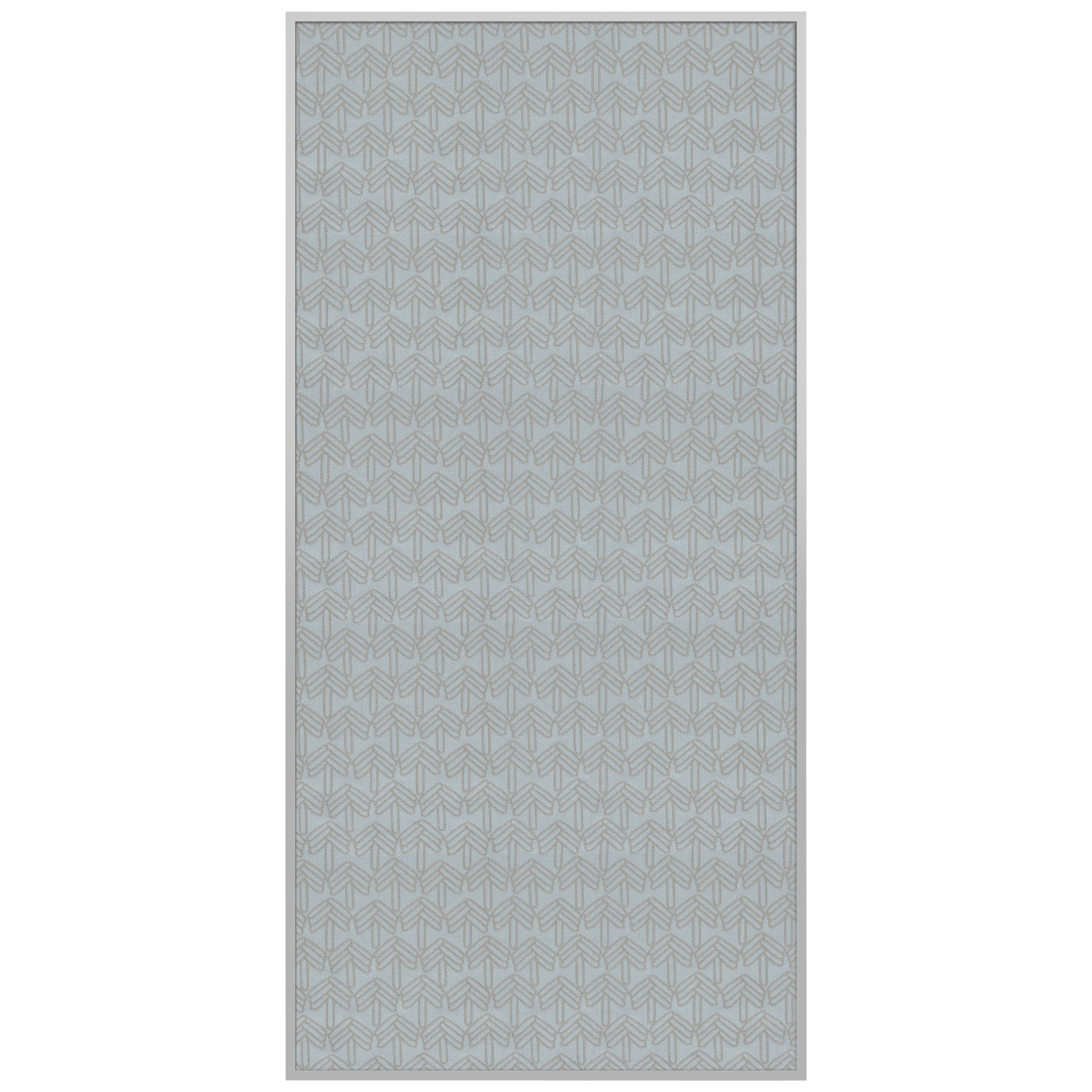 Acustica, Opus 2, Noise Cancelling Acoustic Panel, Grey Frame