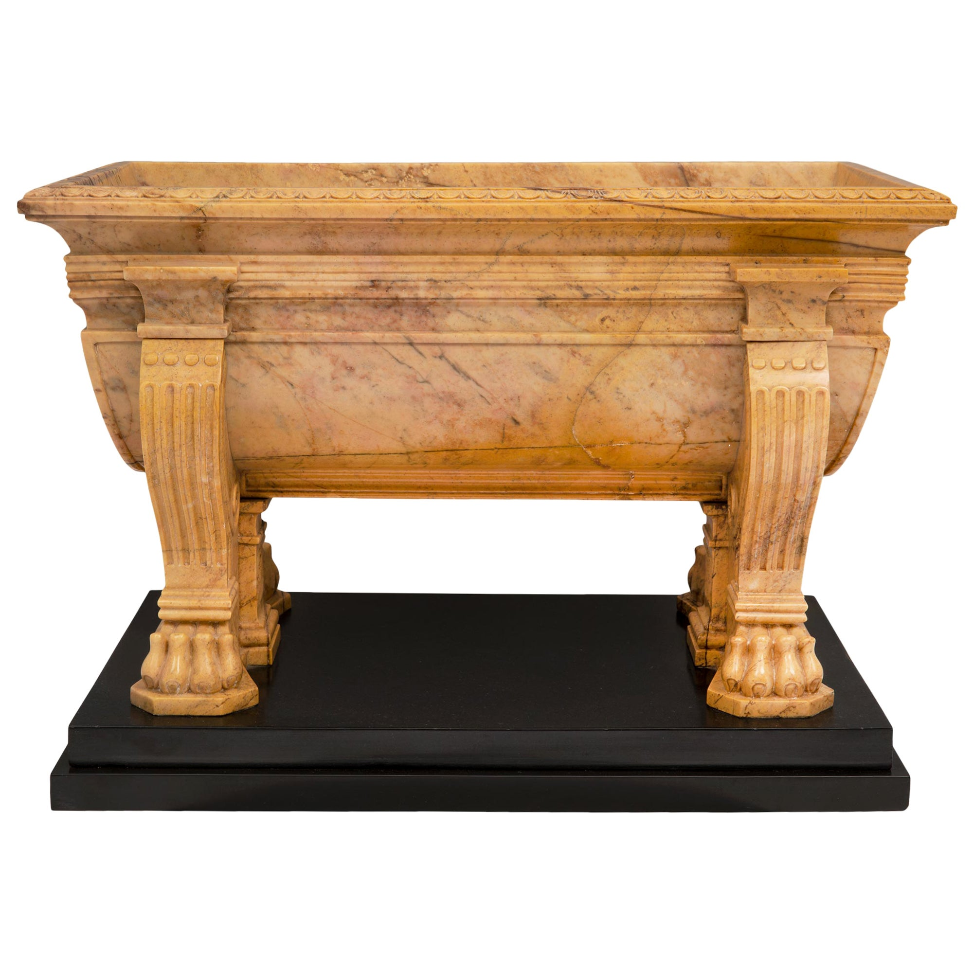 Italian 19th Century Neoclassical Style Centerpiece Planter