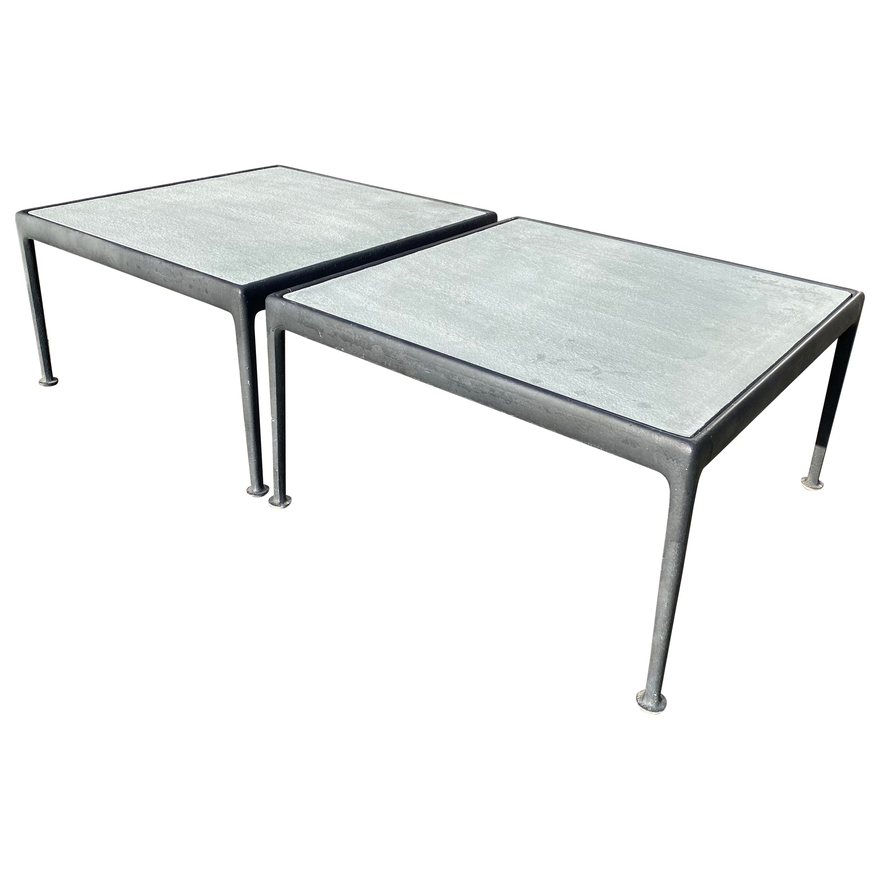 Pair of Richard Schultz Cocktail Tables