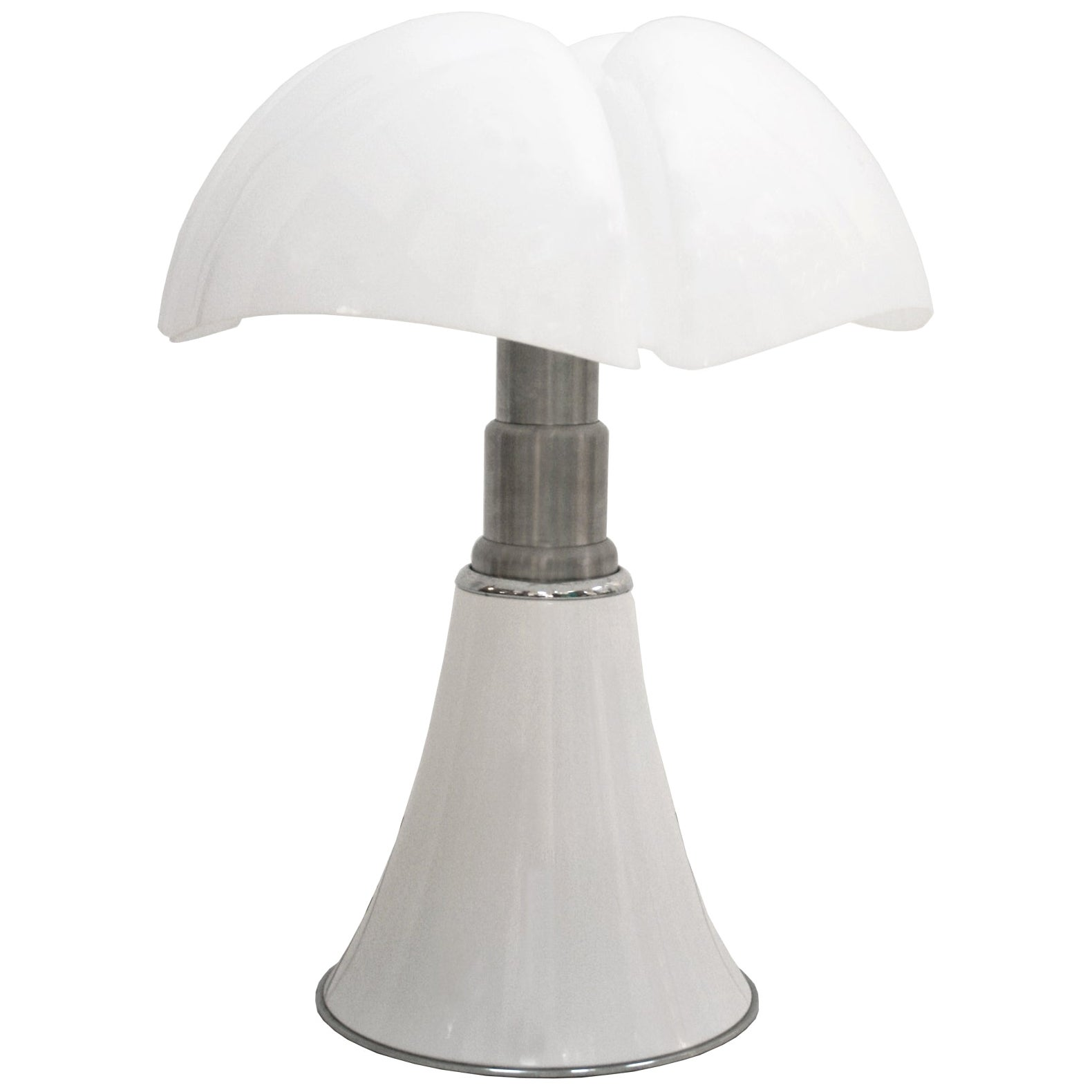 "Mid-Century Modern ""Pipistrello"" Table Lamp Designed by Gae Aulenti, Italy, 1980"