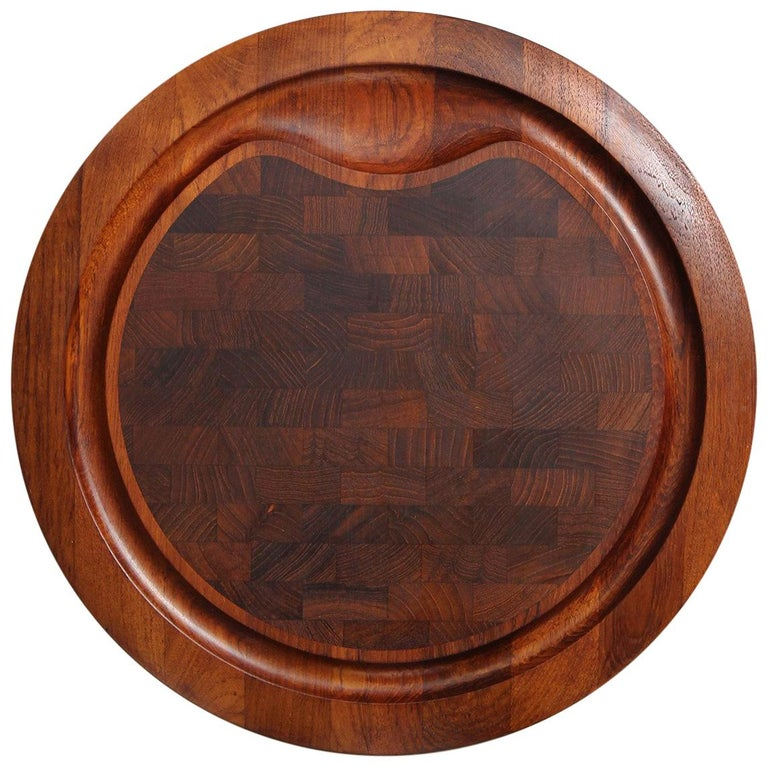 Mutenye Cheese Board by Jens Quistgaard For Sale