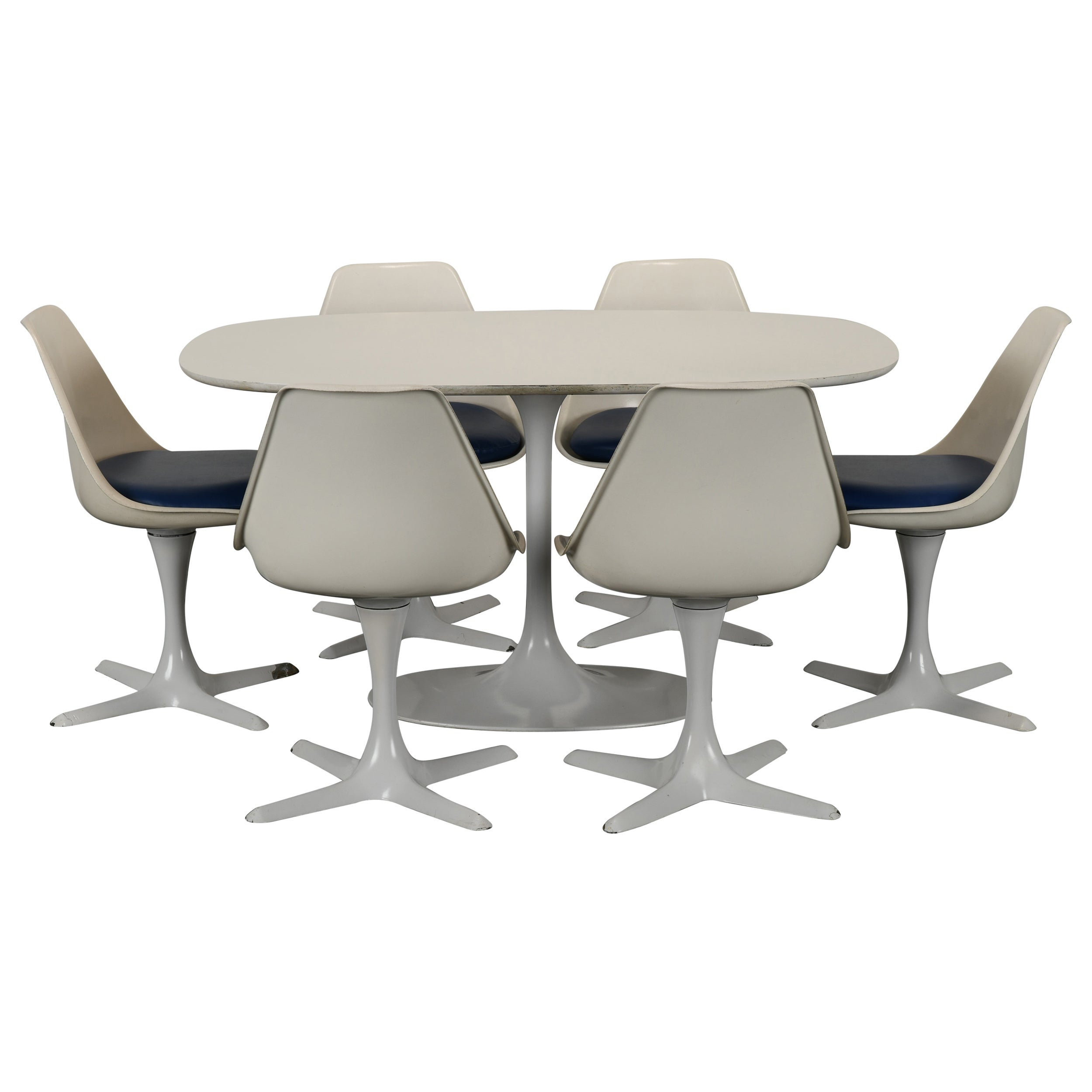 Dining Set by Maurice Burke, 1960s