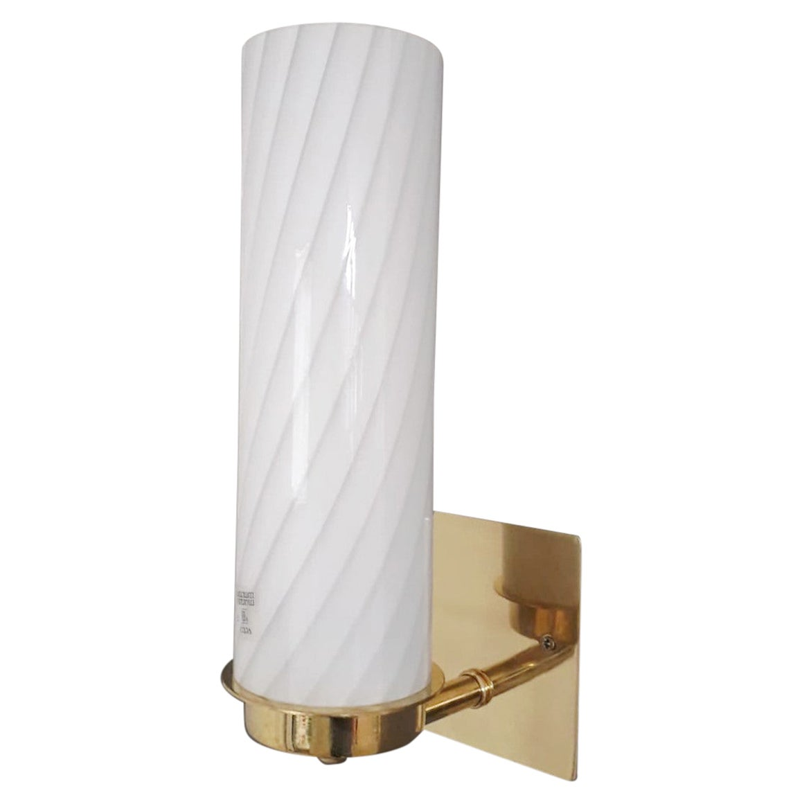 Murano Vetri 04 Cylinder Sconces, 14 Available
