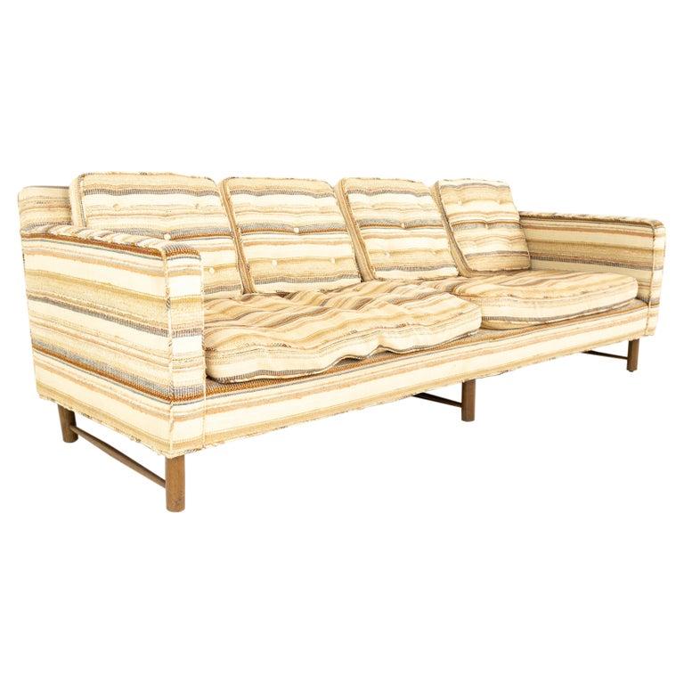 Edward Wormley for Dunbar Mid Century Sofa For Sale