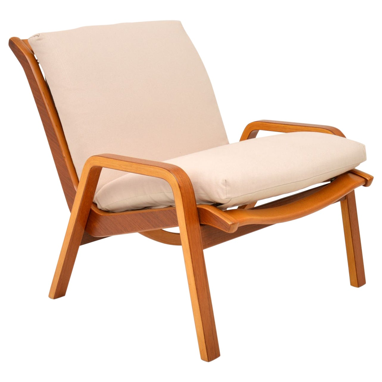 1960s Vintage Dutch Armchair by Cees Braakman for Pastoe