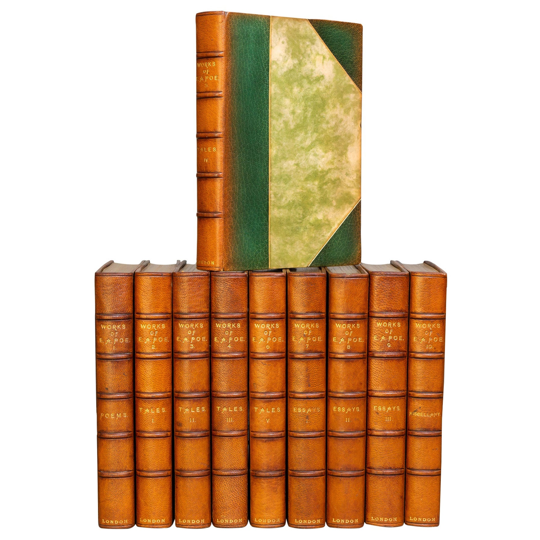 Edgar Allan Poe, The Complete Works