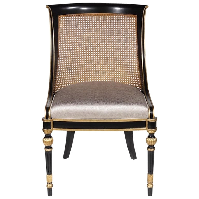 French Neuchâtel Dining Chair, 20th Century