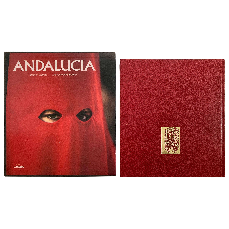 Andalucia Book by José Manuel Caballero and Ramón Masats Hardcover Book